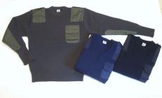 Lövész pulóver