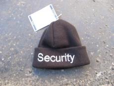 Kötött sapka security