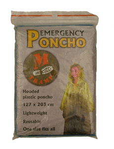 Szükség poncho